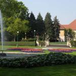 布拉格城堡皇家花园