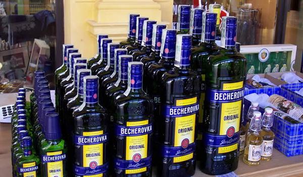 贝赫洛夫卡酒