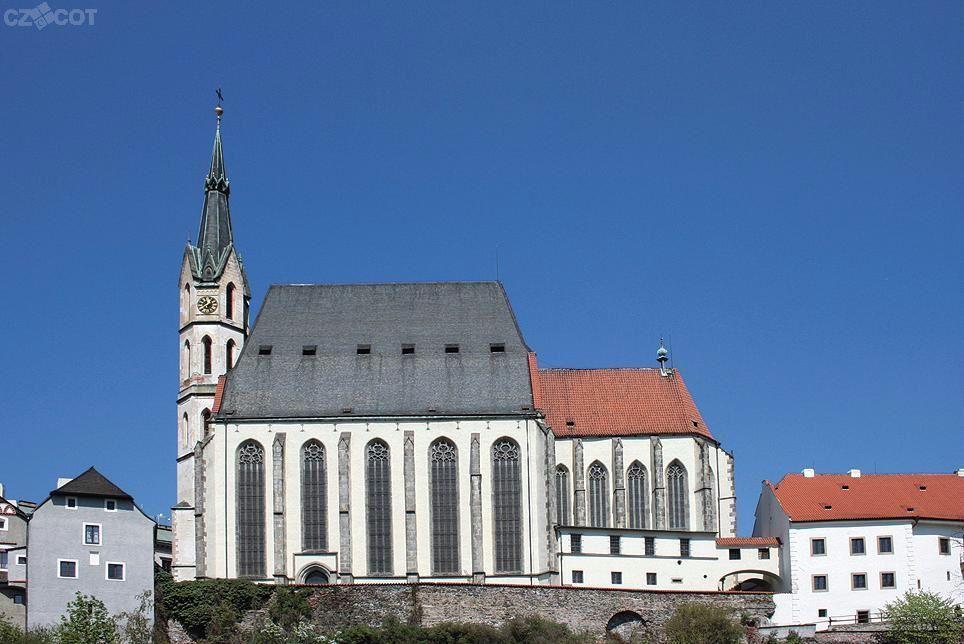 CK小镇圣维特教堂
