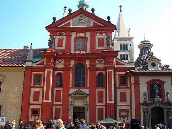 布拉格圣乔治教堂