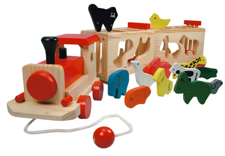 捷克木制玩具