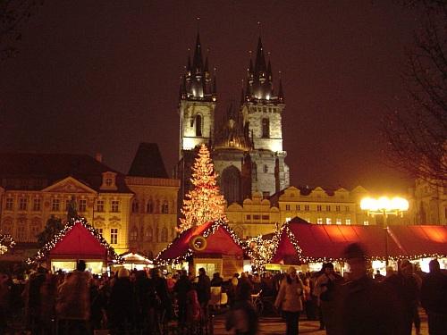 布拉格老城广场4