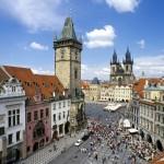 布拉格老城广场1