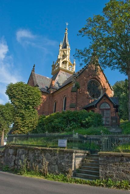 卢卡斯教堂 (sv. Lukáš)