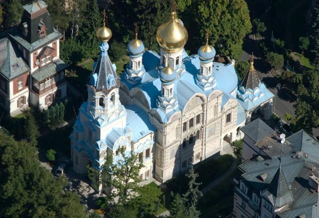 彼得和保罗东正教堂(sv. Petr a Pavel)